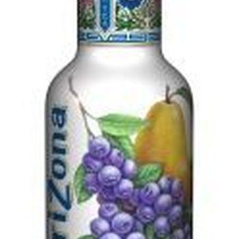 12 ARIZONA BLUEBERRY TEA 0.5L PET