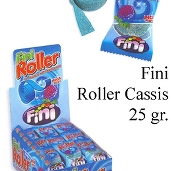 40 FINI ROLLER RASPBERRY