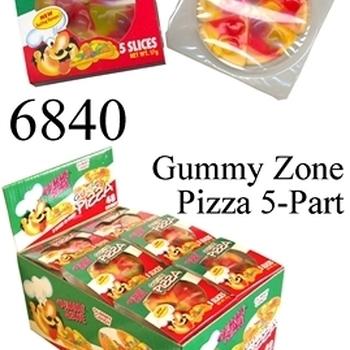 48 GUMMYZONE PIZZA