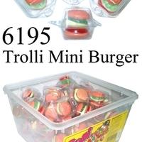 60 TROLLI MINI BURGERS