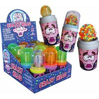 12 TOP CANDY CRAZY HEAD