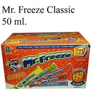 150 MR FREEZER CLASSIC