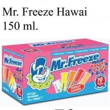 70 MR FREEZER HAWAI