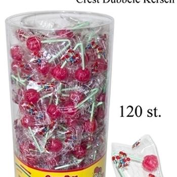120 CREST DUBBEL KERSENLOLLIE