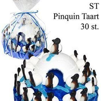2 PINGUINTAART