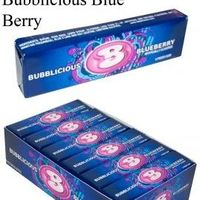 18 BUBBLICIOUS BLUE BERRY