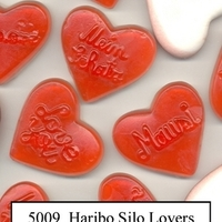 150 HARIBO TUBO LOVERS