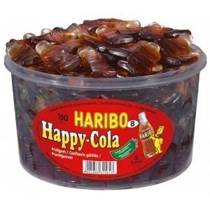 150 HARIBO TUBO COLAFLES