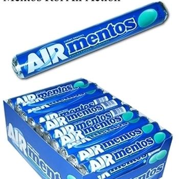 40 MENTOS AIR ACTION