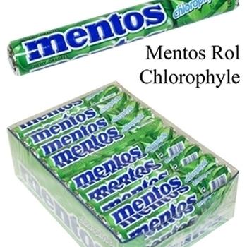 40 MENTOS CHLOROFYLL