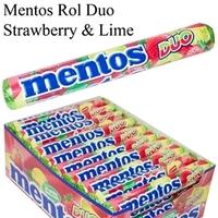 40 MENTOS FRUIT