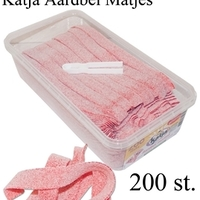 200 KATJA AARDBEIMATJES 150+50