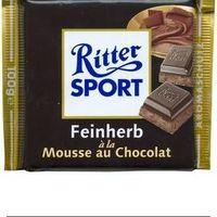 12 REPEN RITTER FEINHERB MOUSSE AU CHOCOLATE