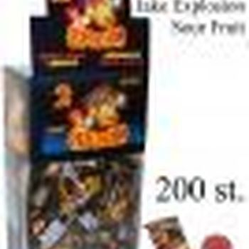 200 JAKE EXPLOSION SOUR FRUIT