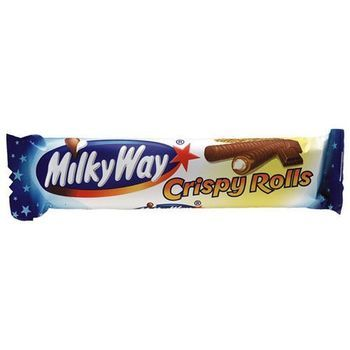 24 MILKY WAY CRISPY ROLL