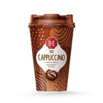 8 D.E CUP ICE CAPUCCINO