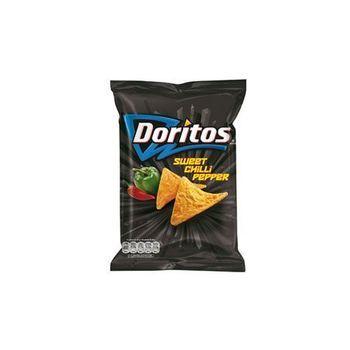 20 DORITOS SWEET CHILI PEPER