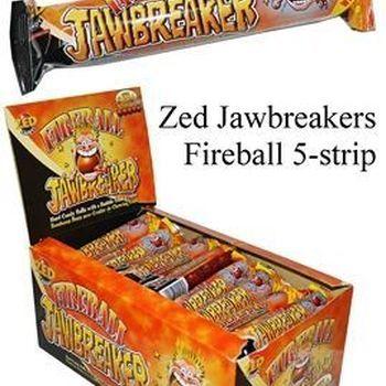 40 JAWBREAKER FIREBALL