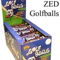 45 ZED GOLFBALLS